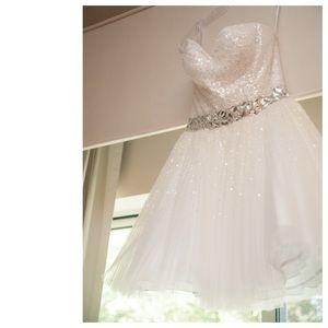 🆕 Sherri Hill Sweetheart Dress - Size 4